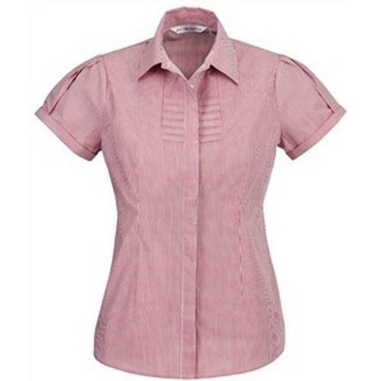 Picture of Berlin Ladies Short Sleeve Shirt