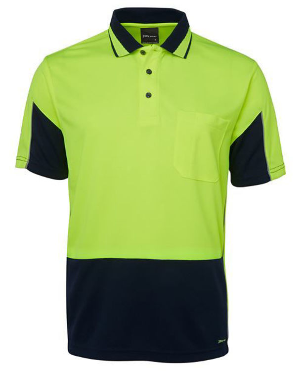 Picture of JB'S HI VIS S-S GAP POLO