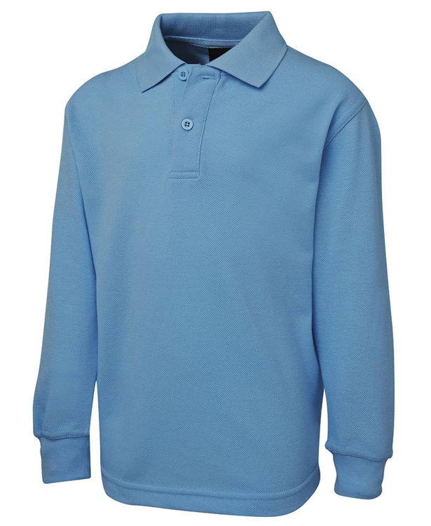 Picture of JB'S KIDS L-S 210 POLO