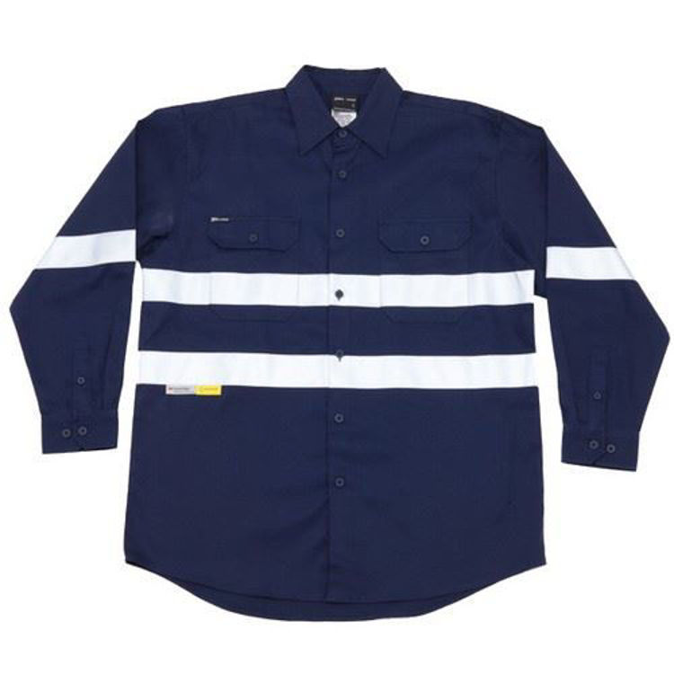 Picture of JB'S L-S 190G SHIRT WITH 3M TAPE