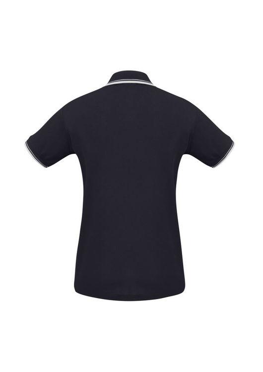 Picture of Ladies Cambridge Short Sleeve Polo