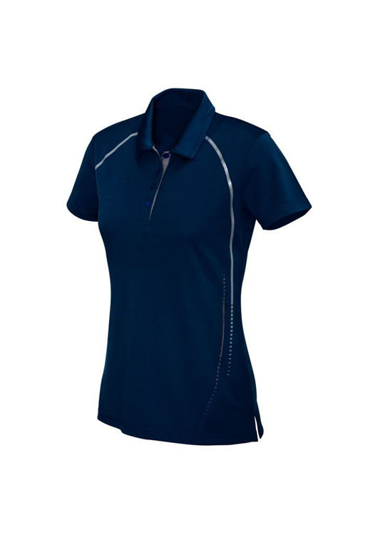 Picture of Ladies Cyber Polo