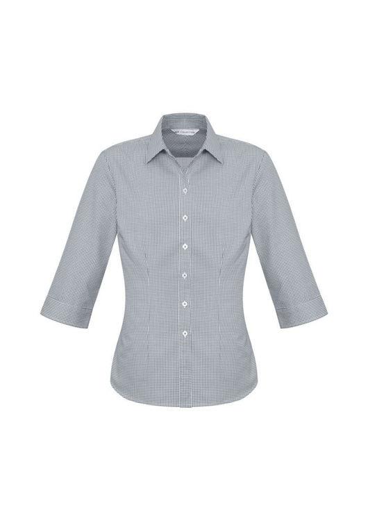 Picture of Ladies Ellison 3-4 Sleeve Shirt
