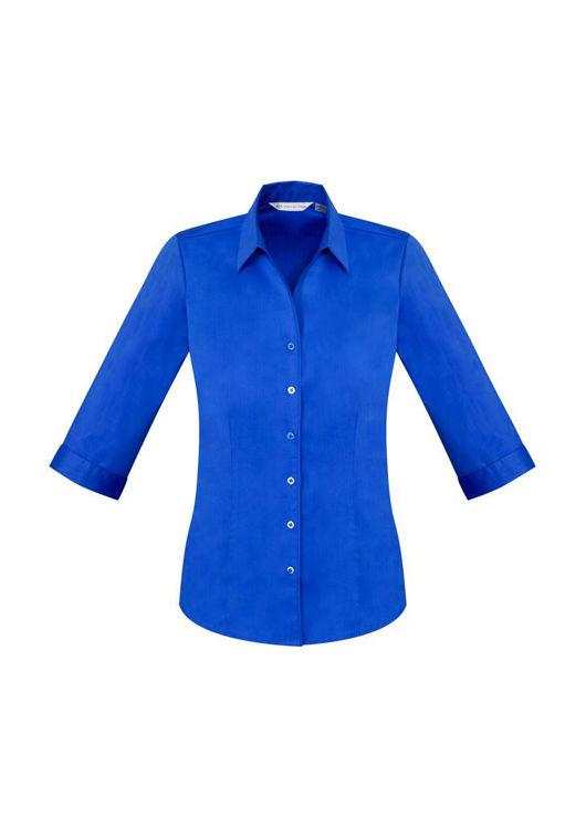 Picture of Ladies Monaco 3-4 Sleeve Shirt
