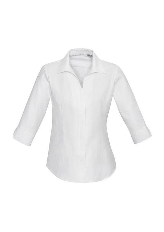 Picture of Ladies Preston 3-4 Sleeve Shirt