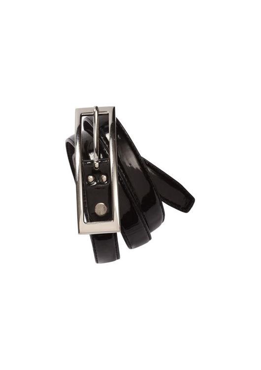 Picture of Ladies Semi-Patent Belt