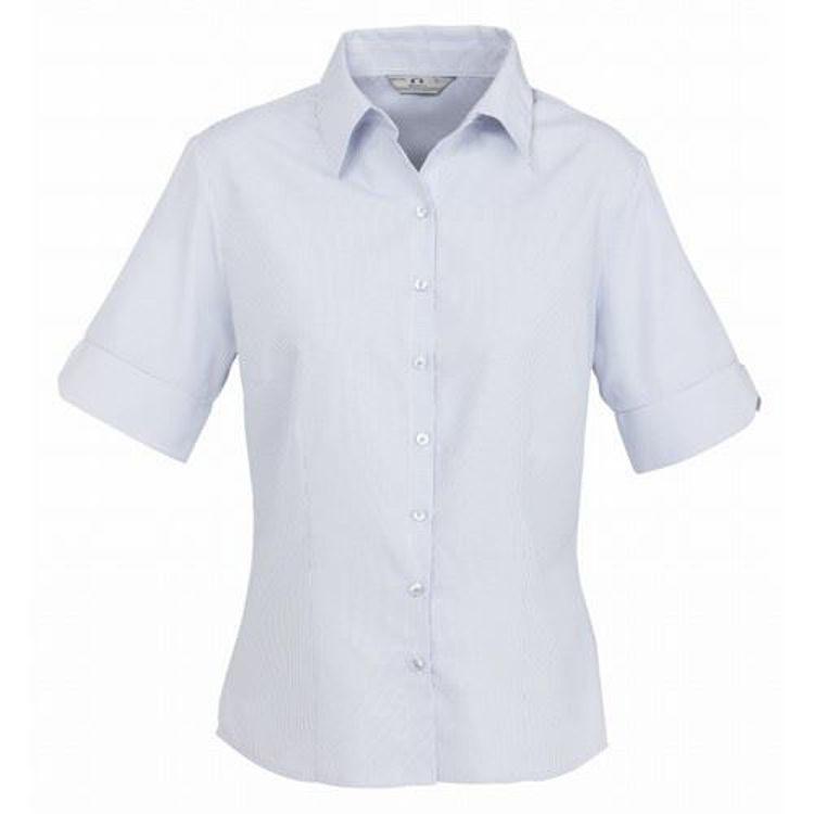 Picture of Ladies Short Sleeve Signature Shirt