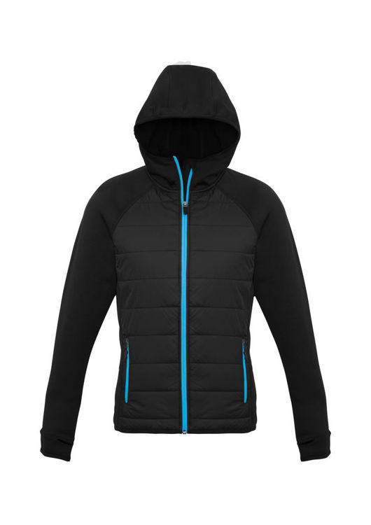 Picture of Ladies Stealth Tech Hoodie