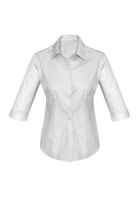 Picture of Ladies Stirling 3-4 Sleeve Shirt