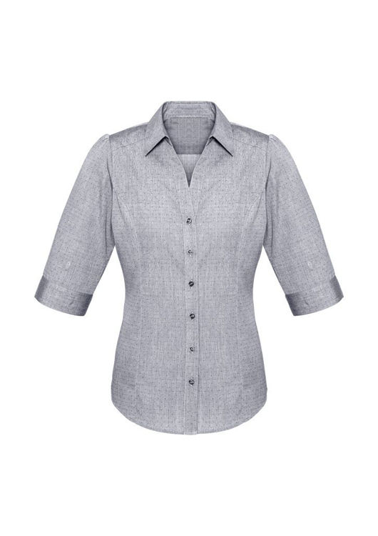 Picture of Ladies Trend 3-4 Sleeve Shirt