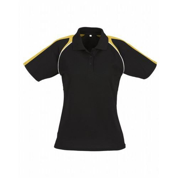 Picture of Ladies Triton Short Sleeve Polo