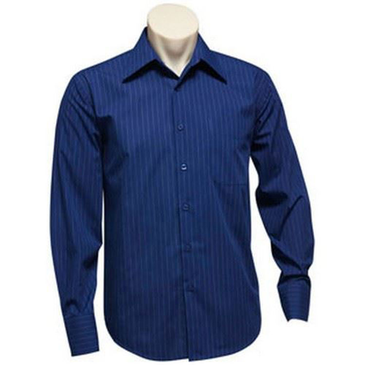 Picture of L-S MENS STRIPE SHIRT