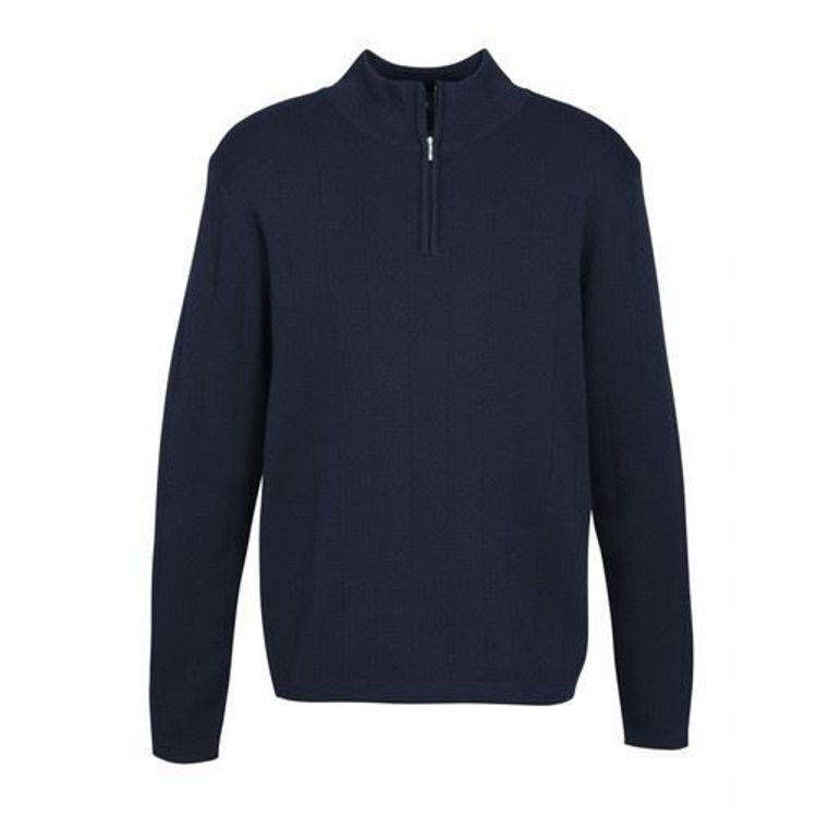 Picture of Mens 80-20 ½ Zip Pullover Vest
