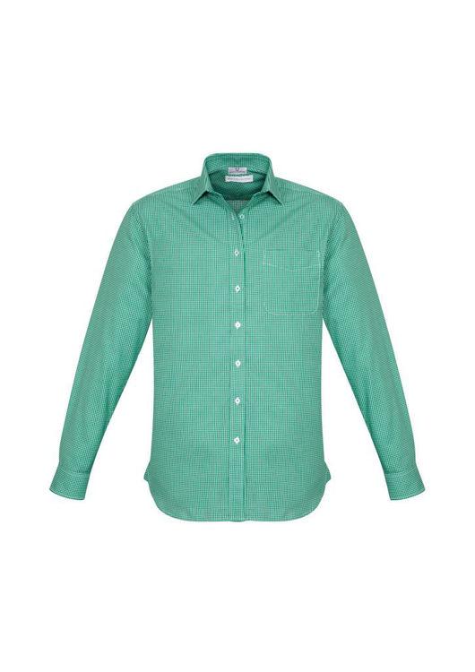 Picture of Mens Ellison Long Sleeve Shirt