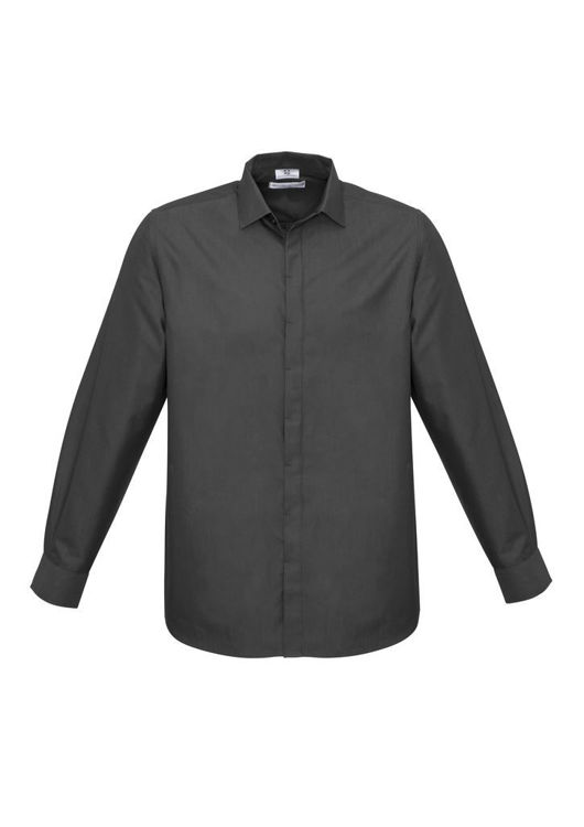 Picture of Mens Hemingway Long Sleeve Shirt