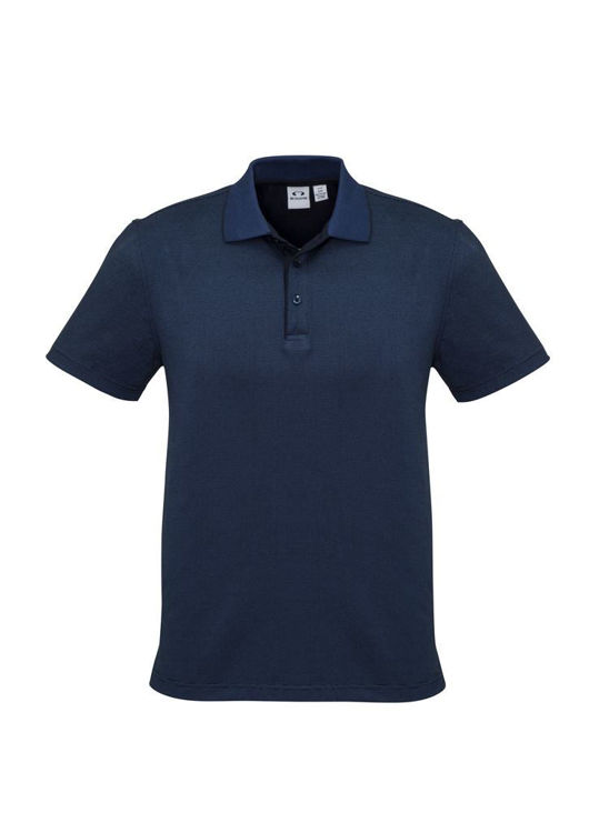 Picture of Mens Shadow Polo