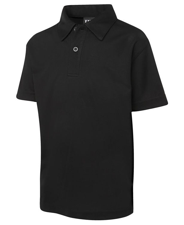 Picture of PODIUM KIDS S-S POLY POLO