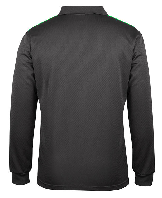 Picture of PODIUM L/S COOL POLO