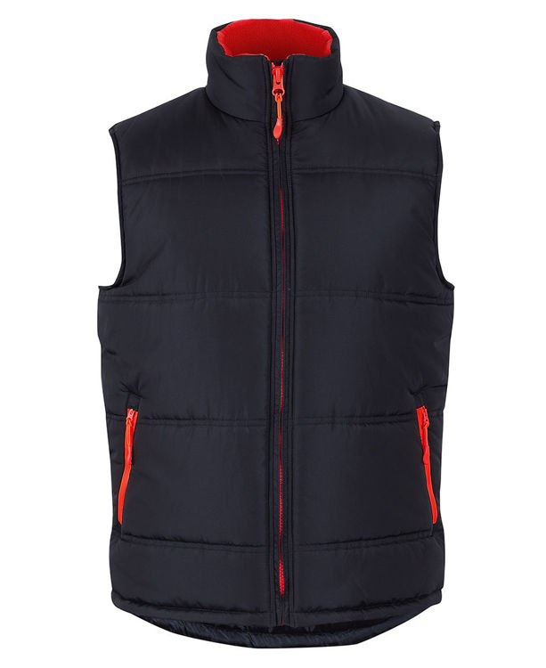 Picture of JB's PUFFER CONTRAST VEST
