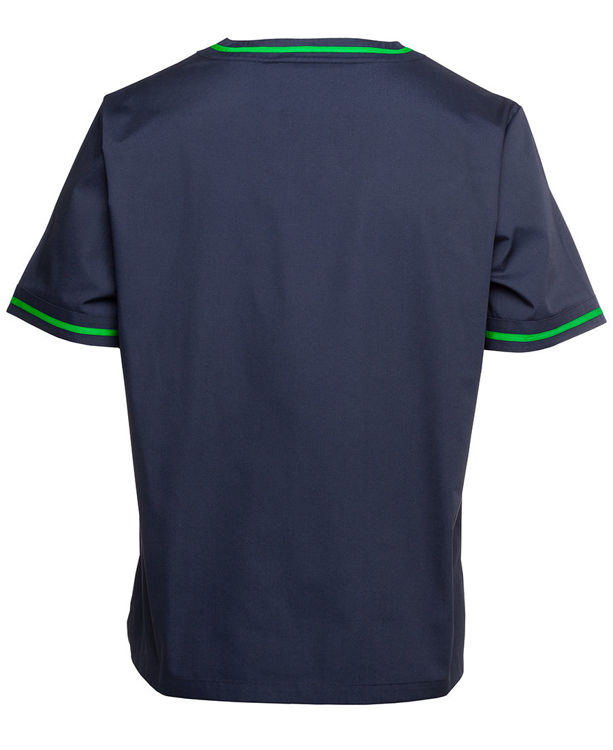Picture of JB's CONTRAST UNISEX SCRUBS TOP