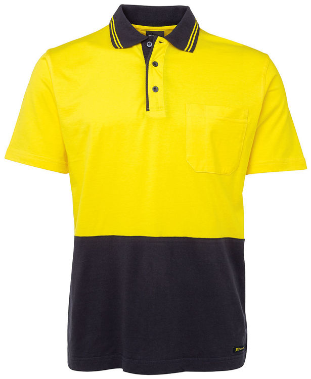 Picture of JB's HV S/S COTTON POLO