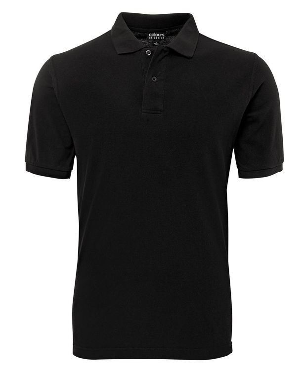 Picture of C OF C COTTON PIQUE POLO