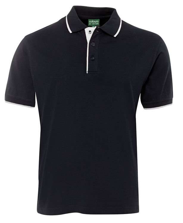 Picture of JB'S COTTON TIPPING POLO