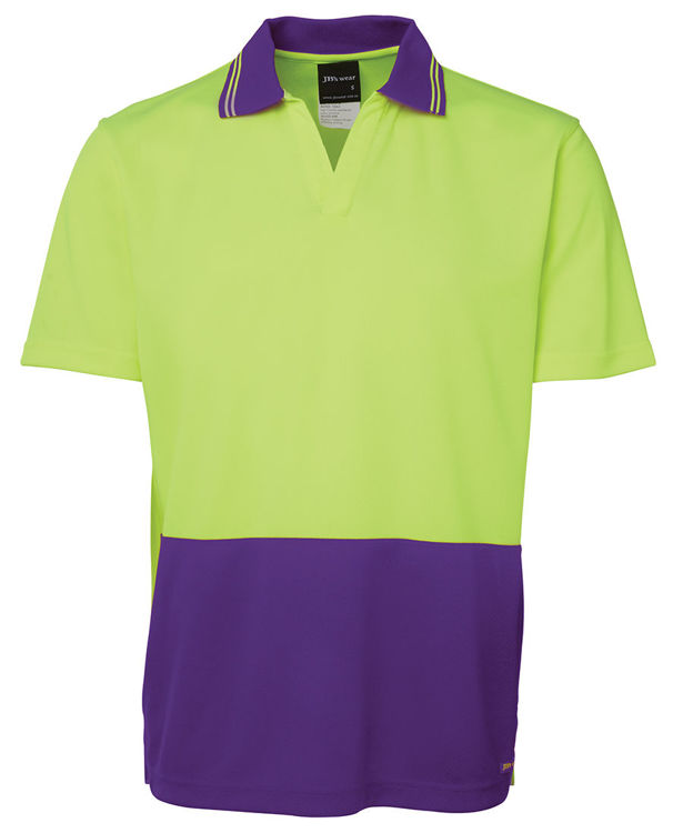 Picture of JB'S HV S-S NON BUTTON POLO