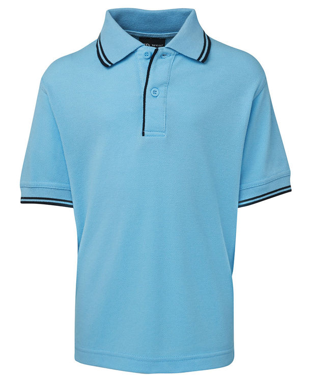 Picture of JB'S KIDS CONTRAST POLO