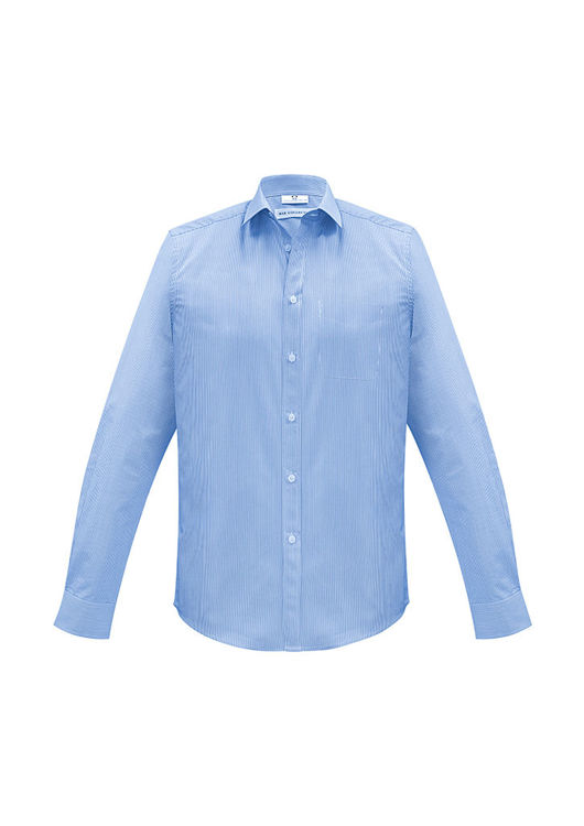 Picture of Mens Euro Long Sleeve Shirt