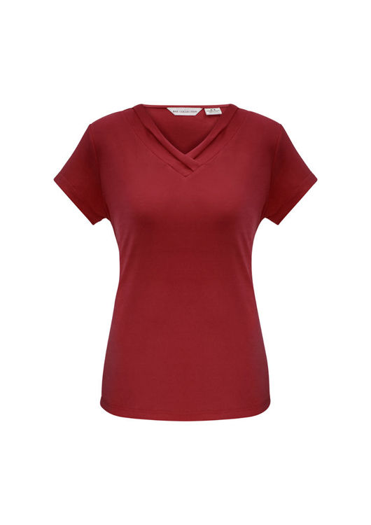 Picture of Ladies Lana Short Sleeve Top