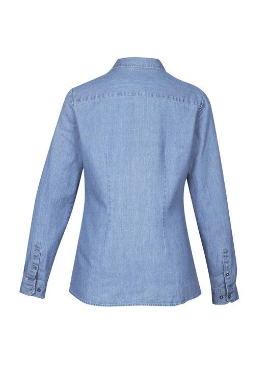 Picture of Indie Ladies Long Sleeve Shirt