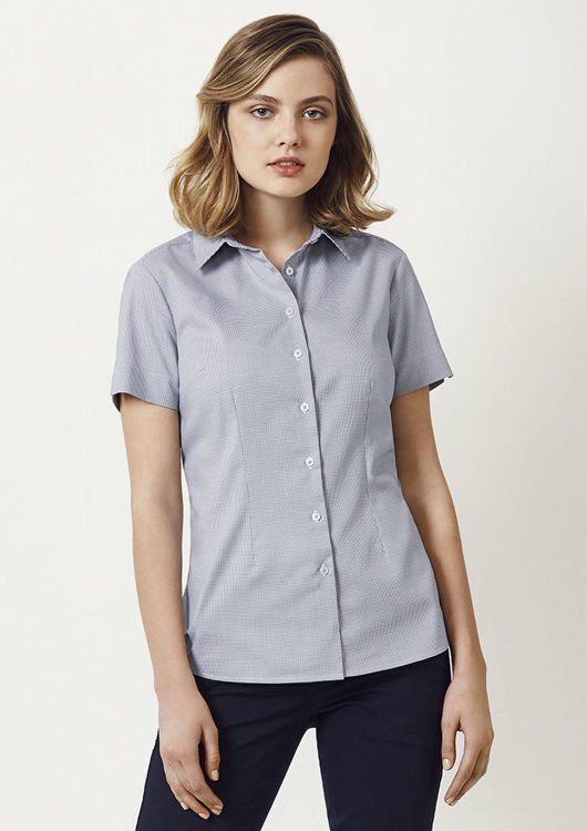 Picture of Ladies Jagger S/S Shirt