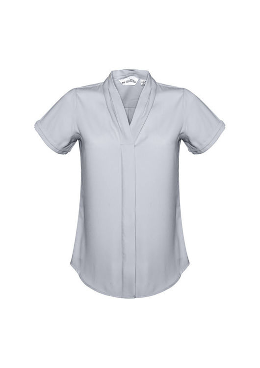 Picture of Ladies Madison Short Sleeve